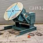 Ransome 10,000 lb. Welding Positioner