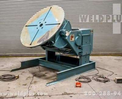 Ransome 10000 lb Welding Positioner