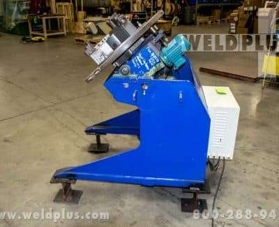 Verner 1500 lb Welding Positioner