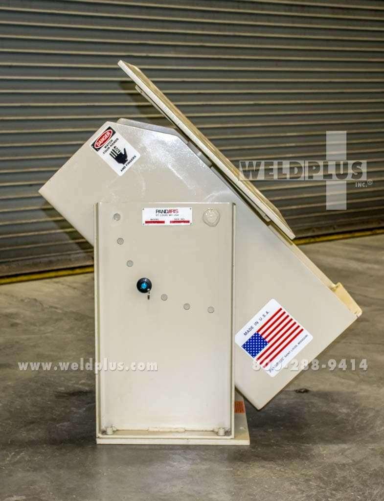 Pandjiris 1,250 lb. Companion Idler Tailstock