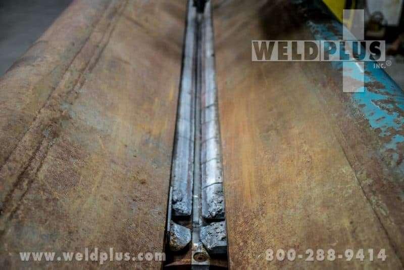 Jetline External Seam Welder