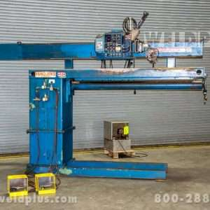 Pandjiris Model 72 E 36 External Seam Welder