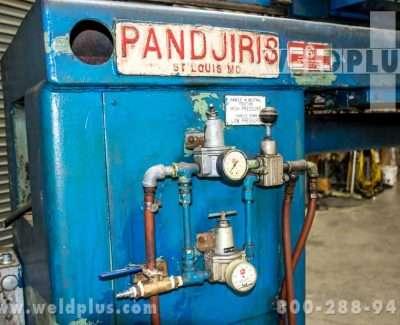 Pandjiris Model 72 E 36 External Seam Welder