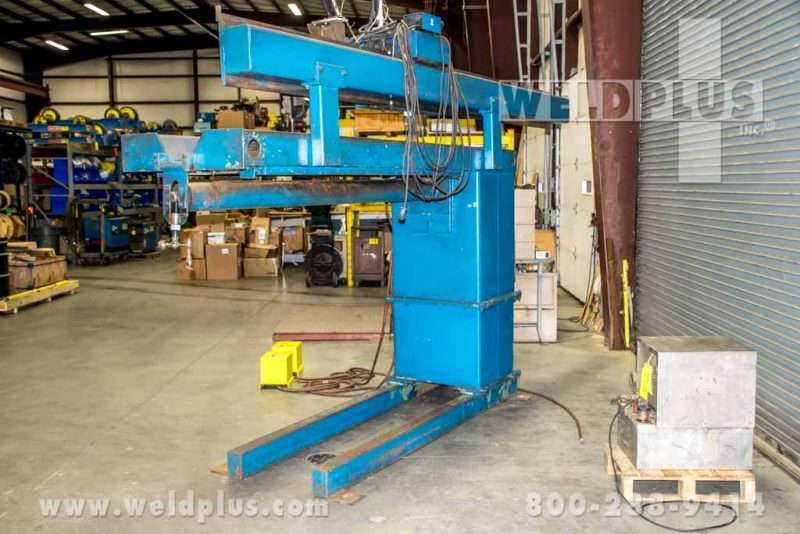 Pandjiris Model 72 E-36 External Seam Welder