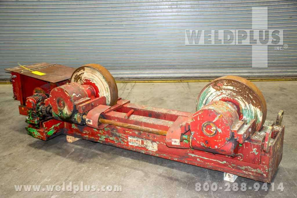Ransome 60 Ton Turning Roll Drive