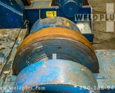Aronson 200 Ton Steel Wheel Turning Roll Set