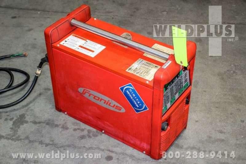 Fronius TransPuls Synergic 4000 MV power supply
