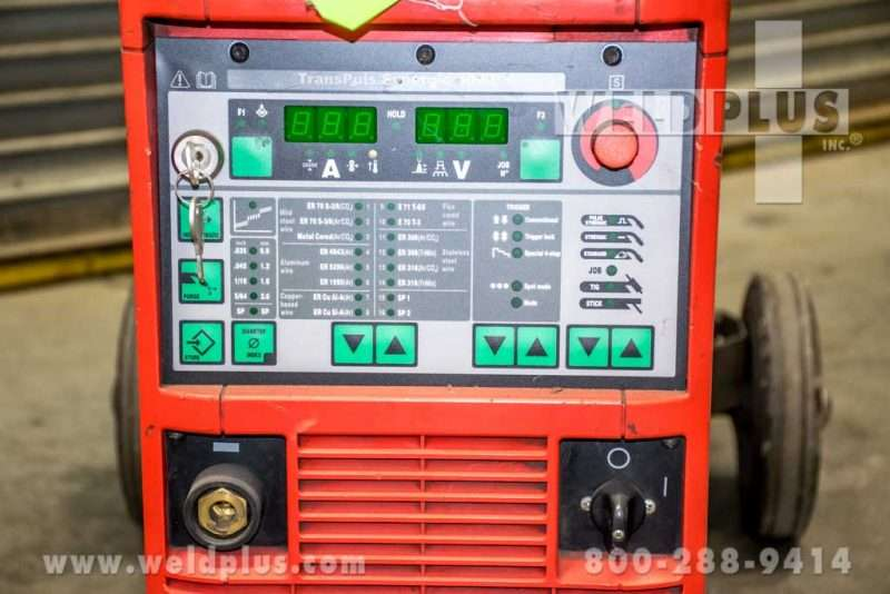 Fronius TransPuls Synergic 4000 MV power supply