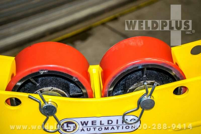 LJ Welding 4,000 lb. Pipe Roller Stand