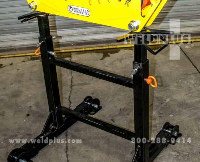LJ Welding 4000 lb Pipe Roller Stand