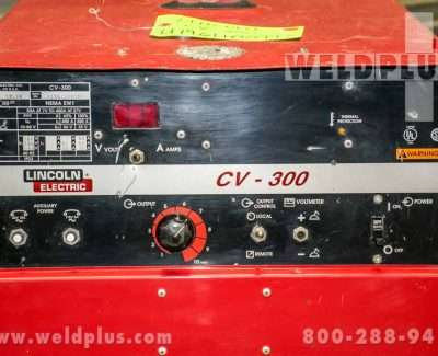 Lincoln CV 300 Power Supply