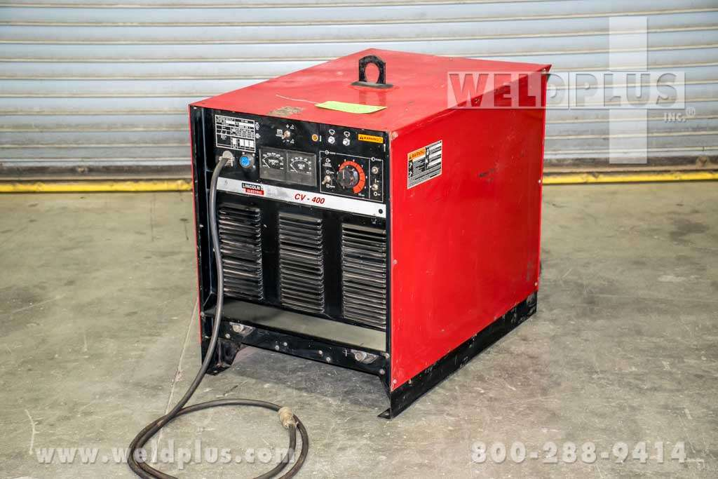 Lincoln CV 400 Power Supply