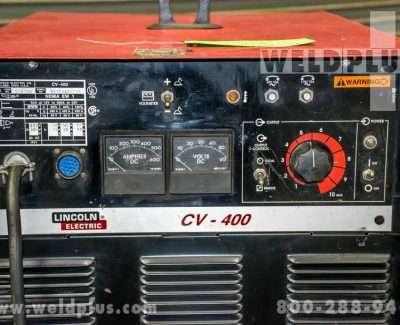 Lincoln CV 400 power supply