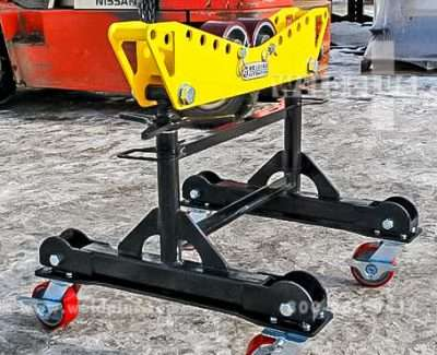 LJ Welding 4000 lb Pipe Stand