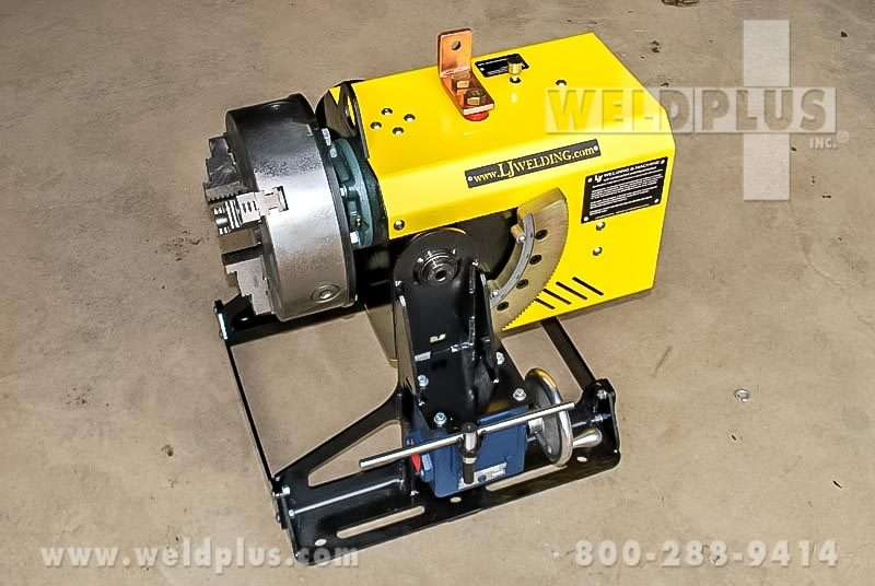 LJ Welding 1,000 lb. Benchtop Positioner
