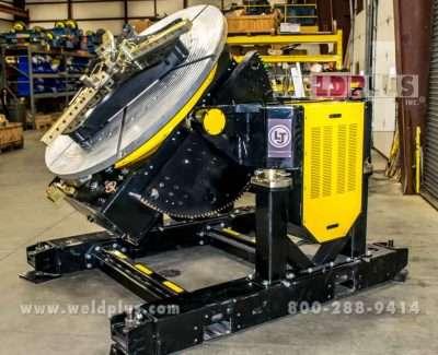 LJ Welding 24000 lb Positioner