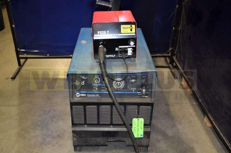 Refurbished Miller Dimension 452 Power Supply