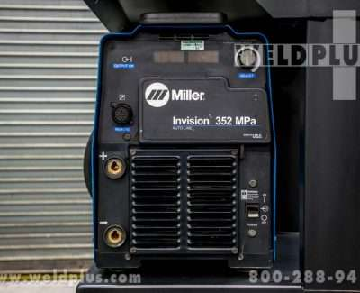 Refurbished Miller Invision 352 MPa Power Supply