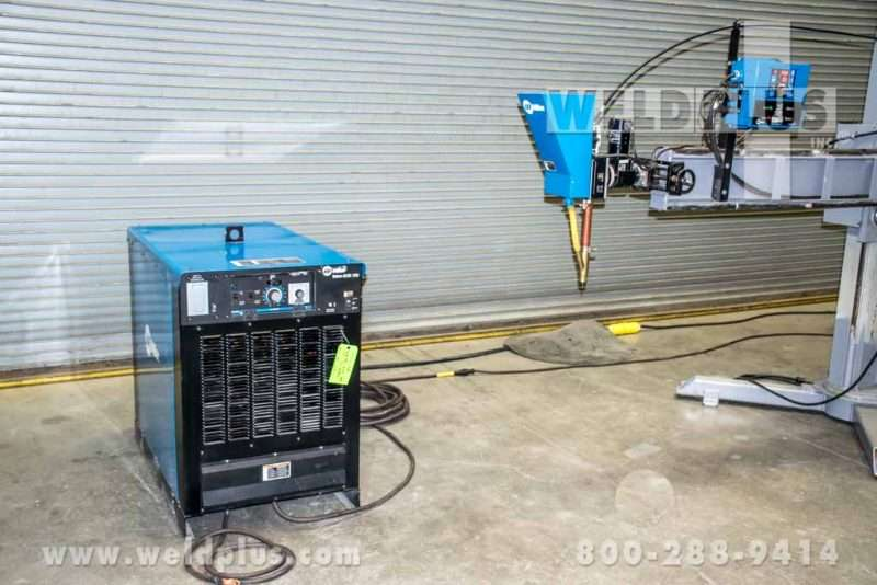 Miller Subarc AC/DC 1000 Welding Package
