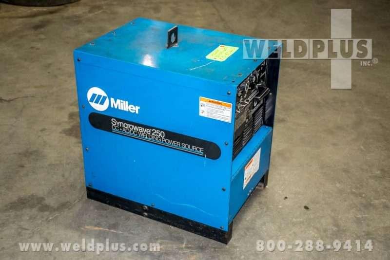 Refurbished Miller Syncrowave 250 Power Supply
