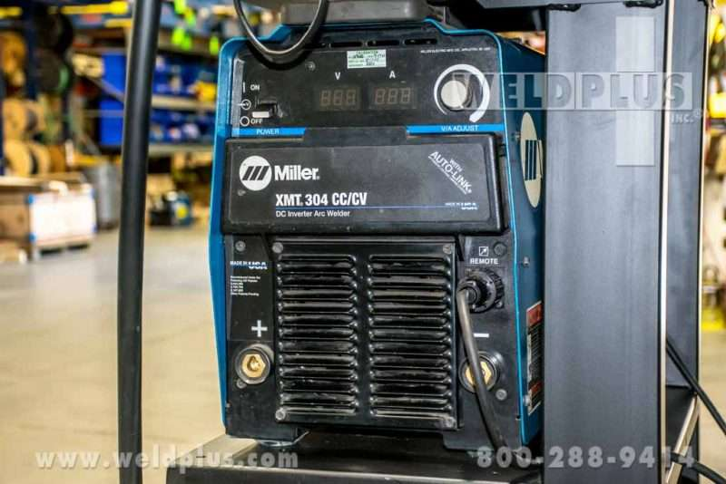 Refurbished Miller XMT304 Power Supply