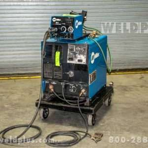 Refurbished Miller CP302 MIG Package