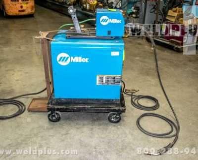Refurbished Miller CP302 MIG Package