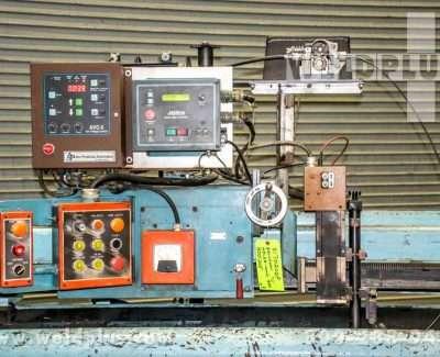 Bancroft 96 inch External Seam Welder