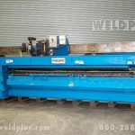 Pandjiris 144 Inch Internal Flat Sheet Seam Welder
