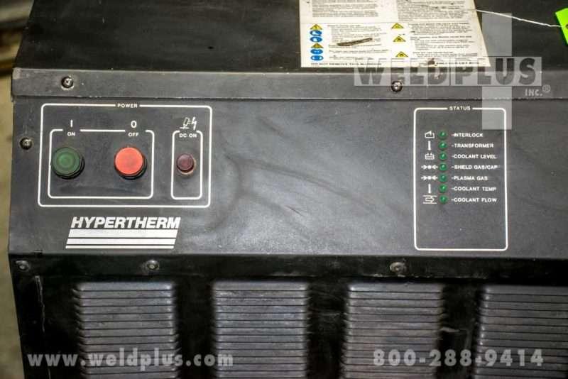 Hypertherm MAX 200 Plasma Cutting System