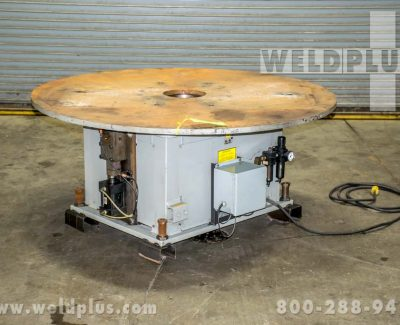 Aronson 2000 lb Floor Turntable