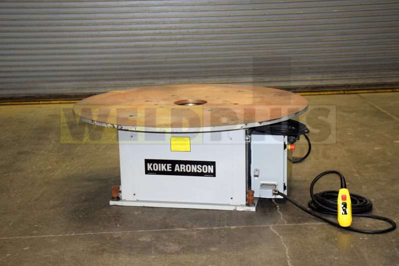 Aronson 2,000 lb. Floor Turntable
