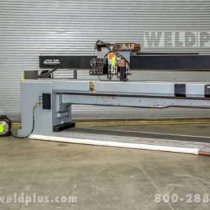Four Corp 10 Foot Combination Seam Welder