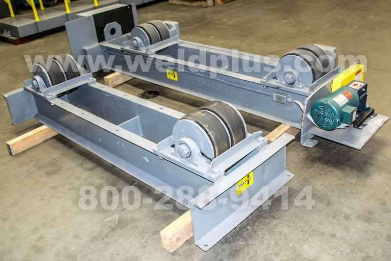 Aronson 34,000 lb. Turning Roll Set