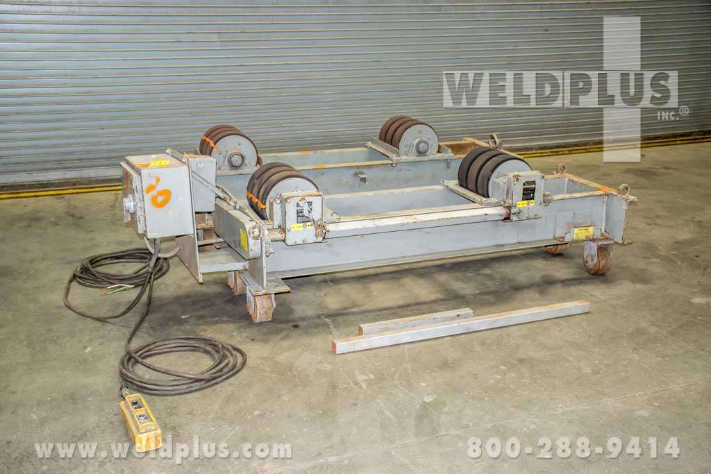 Aronson 40,000 lb. Turning Roll Set