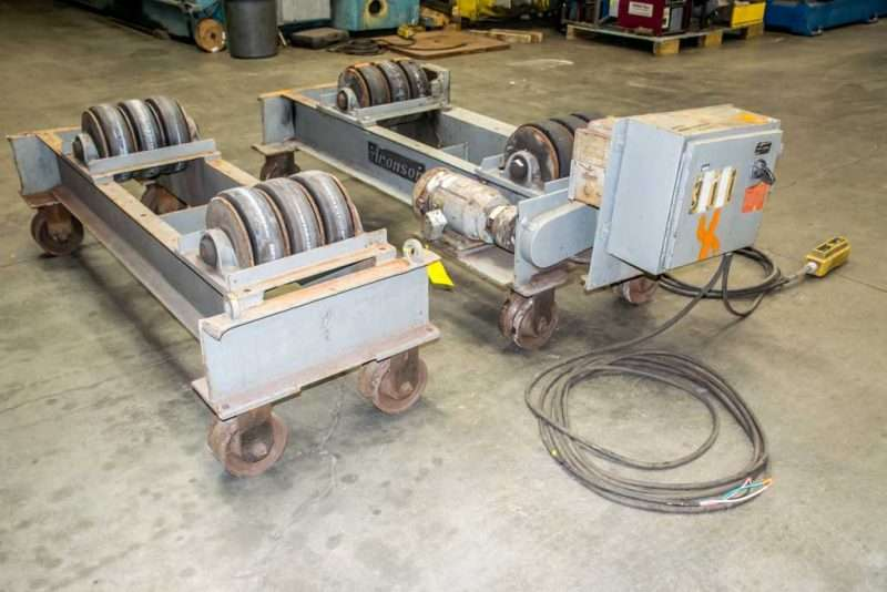 Aronson WRD-20/WRI-20 Turning Roll Set