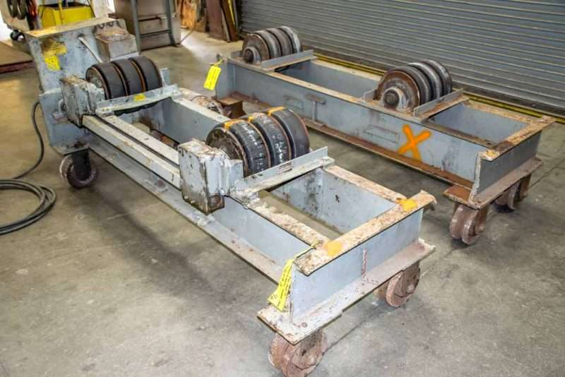 Aronson WRD-20/WRI-20 Turning Roll Set