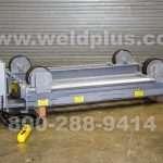 Rebuilt Aronson 20,000 lb. Turning Roll Set
