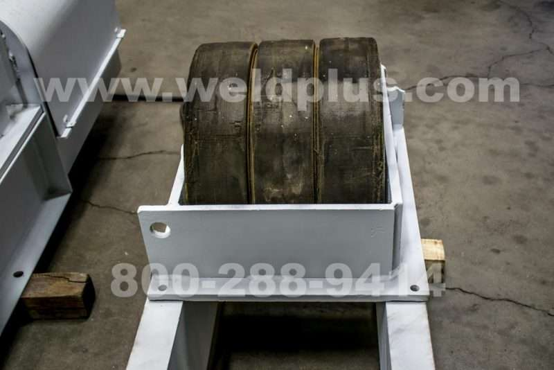 Pandjiris 120,000 lb. Used Turning Roll Set