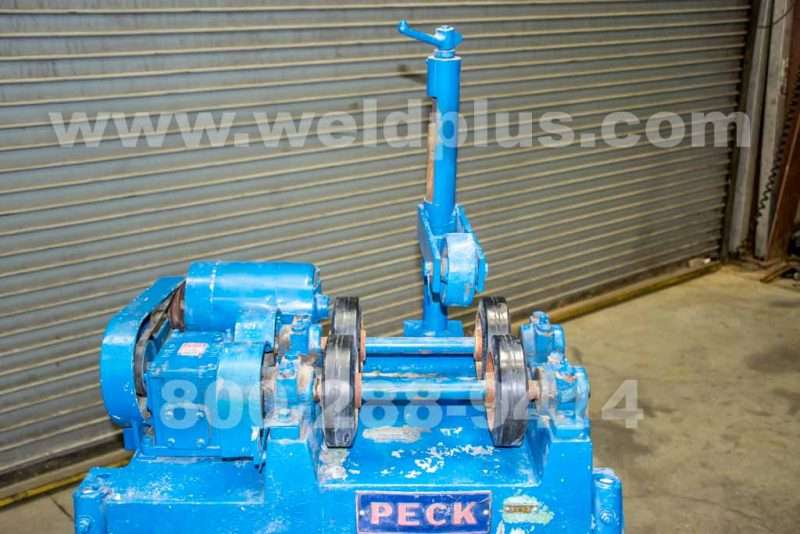 Cecil Peck 500 lb. Pipe Roller System