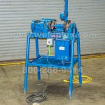 Used 500 lb Cecil Peck Pipe Roller System