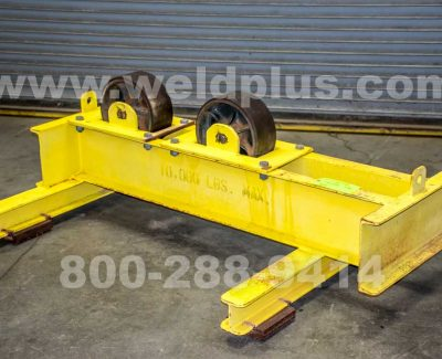 Jacobs Used 10000 lb Idler Roll