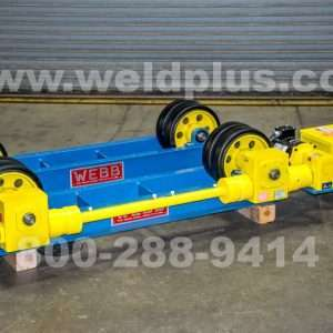 Webb 12,000 Lb. Tank Turning Rolls