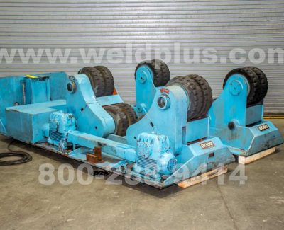 Bode 66000 lb Turning Roll Set