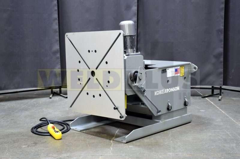 Aronson MD50 5,000 lb. Positioner