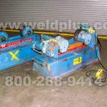 12000 lb Used Turning Rolls