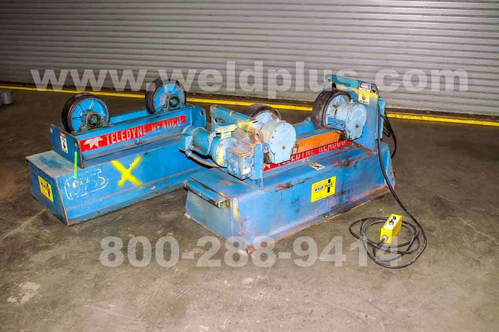 12,000 lb. Used Turning Rolls
