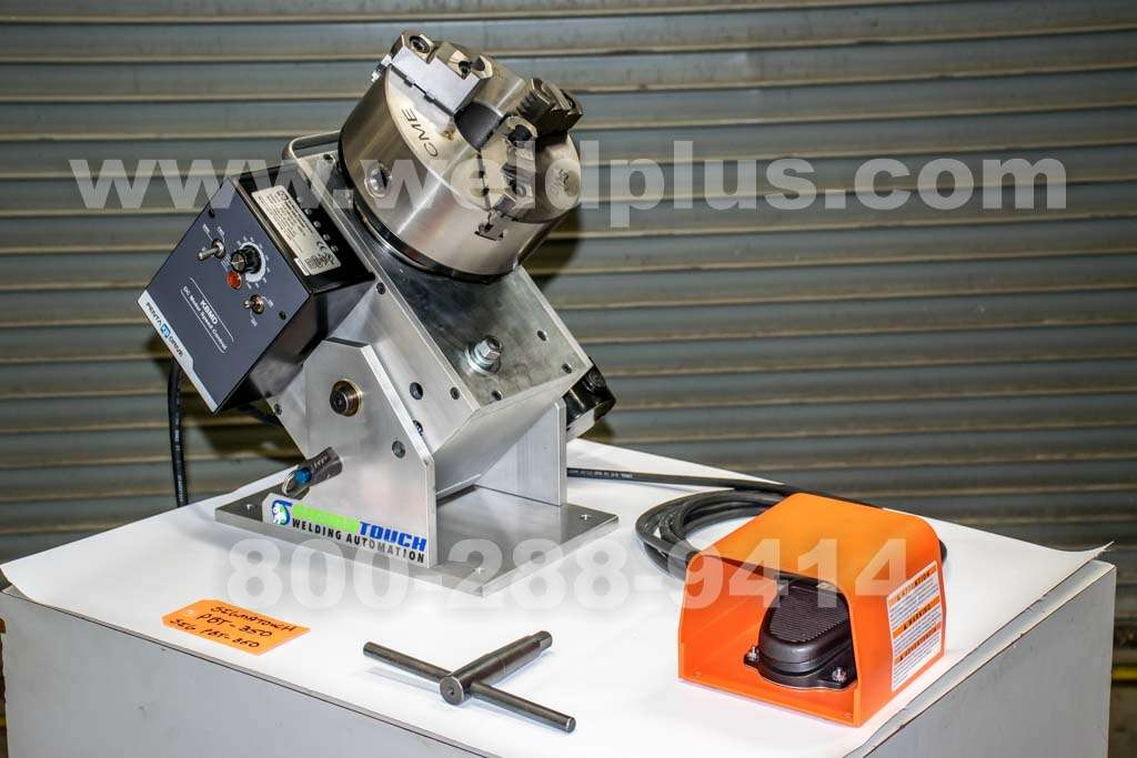 sigmatouch 350 lb Benchtop Positioner