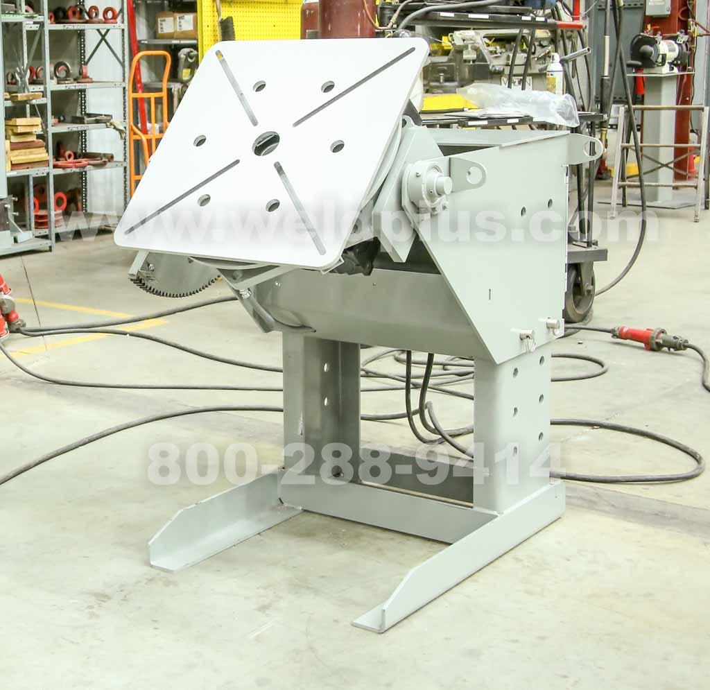 Aronson MD15 1,500 lb. Positioner