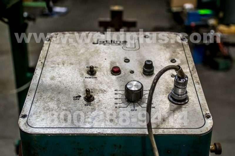 Bancroft 48 Inch Welding Lathe